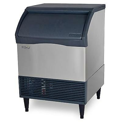 Scotsman Undercounter 150Lb Ice Maker Machine Air Cooled Small Cube - Cu1526Sa-1
