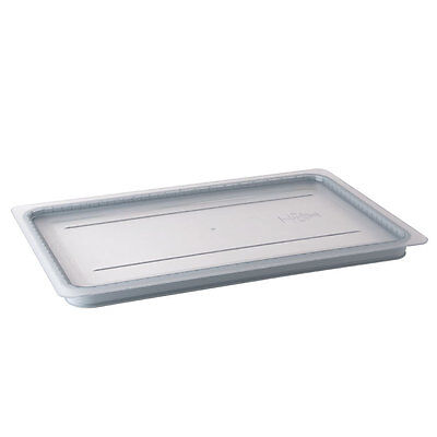 Cambro 10CWGL135 GripLid Polycarbonate Full Size Food Pan Cover w/ Gasket