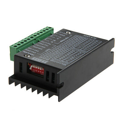 New TB6600 Single Axis 4A Stepper Motor Driver Controller 9~40V Micro-Step CNC