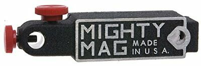 "Mighty Mag Magnetic Base with VME VDI-2 0-1"" Dial Indicator New"