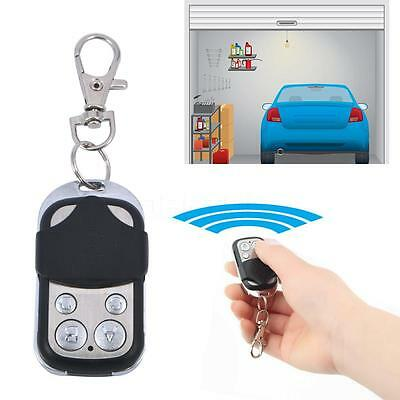 NEW Universal Garage Door Cloning Remote Control Key Fob 433mhz Gate Opener P~