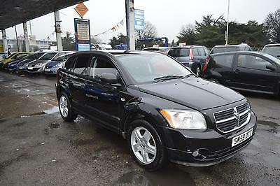 Dodge Caliber 2.0TD SXT 5 DOOR LEATHER INT