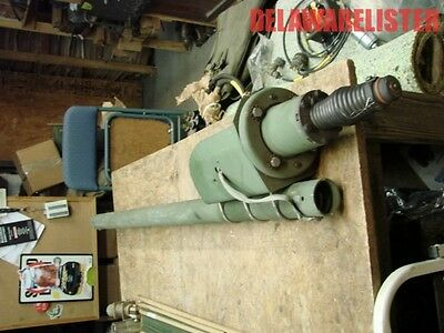 US Military  Army Truck M35 Antenna Cab Mount/Pole with AS-3900 Base & Bracket