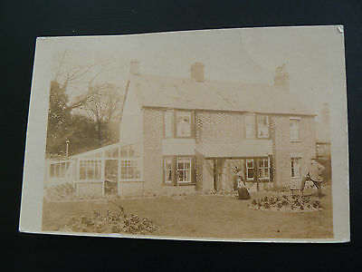 Real Photo RP Postcard by F H Ault - from Berkshire Oxfordshire collection