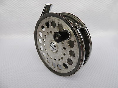 "Vintage 4"" Farlow's The Grenaby Salmon Fly Fishing Reel."
