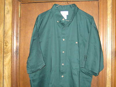 Chief Scout Executive Winner's Circle Green Shirt, Size xl   A83