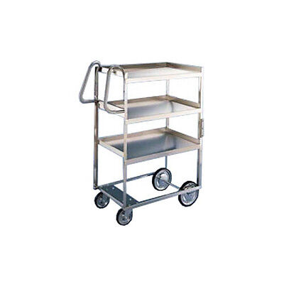 "Lakeside 7120 21-5/8""x41-3/8""x46-3/4"" Ergo-One® Stainless Utility Cart"