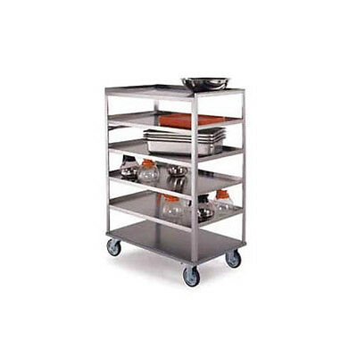 """Lakeside 433 22-1/4""""Wx36-3/8""""Lx50-3/8""""H Stainless Steel Open Tray Truck"""