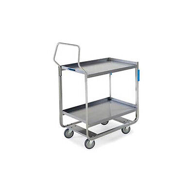 "Lakeside 4943 22-3/4""x39""x39-3/8"" Handler Tough Transport® Utility Cart"