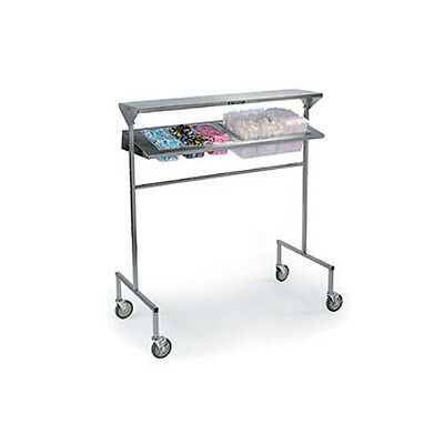 Lakeside 2600 Mobile Stainless Steel Tray Starter Station