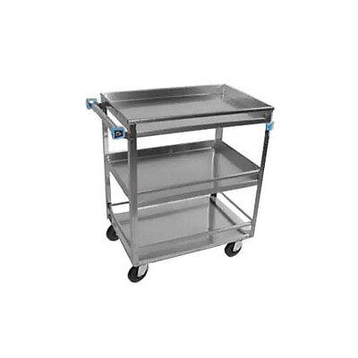 "Lakeside 526 19""x31""x33-3/4"" Stainless Steel Utility Cart"