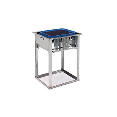 Lakeside 976 Drop-in Stainless Steel Open Frame Tray Dispenser