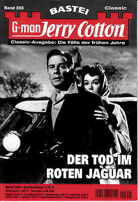 Jerry Cotton Classic Nr. 355 ***Zustand 2***