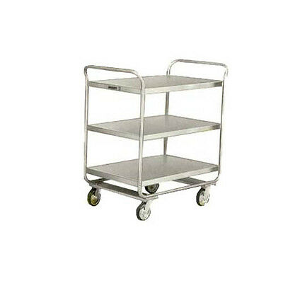 """Lakeside 244 36""""Wx22""""Dx40-5/8""""H Stainless Steel Utility Cart"""