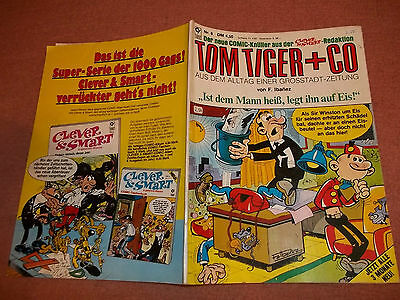 Tom Tiger + Co***comic***album***nr.8