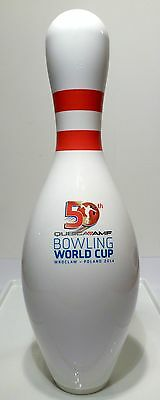 Qubica AMF special World Cup 2014 bowling pin limited release