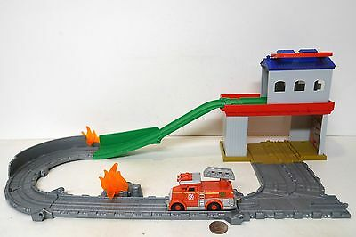 Thomas The Tank Engine & Friends Take N Play Sodor Search And Rescue Playset !!!