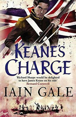 Keane's Charge by Gale, Iain | Paperback Book | 9781848664838 | NEW