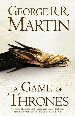 A Game of Thrones (Hardback reissue) (A Song of Ice and Fire, Book 1) (Hardcove.
