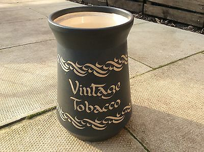 Vintage On Loan From OGDEN'S of Liverpool Tobacco Jar Pearsons of Chesterfield