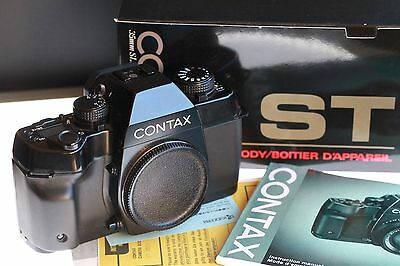 """Contax ST - Zeiss - Yashica - """"Comme neuf"""""""