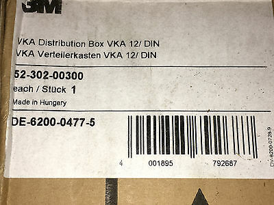 3M Building Distribution Box VKA 12 / DIN  5230200300