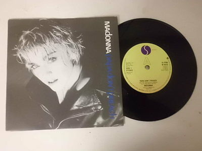 "Madonna 7"" Single P/s * Papa Don't Preach *"