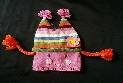 Nwt Children's Place Tcp Pippi Sweater Hat 18-24 Mo New Rare