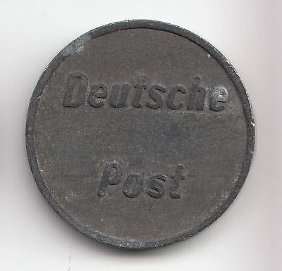 Germany Telephone Post Token C1946     54K     By Coinmountain