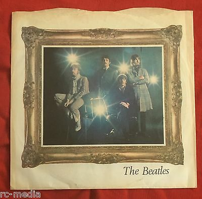 """THE BEATLES - Strawberry Fields/Penny Lane - Original UK 7"""" in Picture Sleeve"""