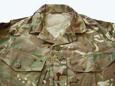 NEW - Latest Army Issue BARRACK DRESS Shirt MTP Camo Pattern - Size 170/96