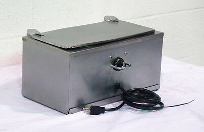 Used Server Stainless Countertop Condiment Warmer Dispenser - Di-2