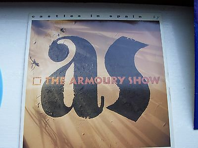 The Armoury Show, Castles In Spain / Innocents Abroad. 1984 Parlophone Single