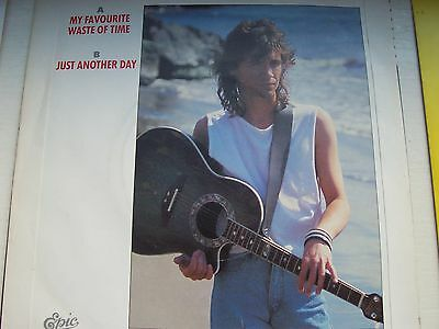 Owen Paul, My Favourite Waste Of Time / Just Another Day. Original 1986 Single