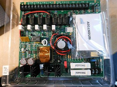NEW SIEMENS PAD-3-MB  AUXILIARY POWER Supply NAC EXPANDER 500-699080 Fire Alarm