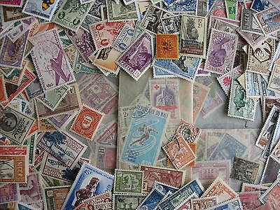 Hoard breakup mixture 250 FRENCH COLONIES Duplicates & mixed condition