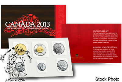 Canada 2013 Proof Like Uncirculated Coin Set