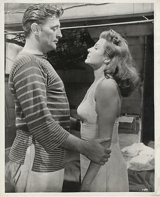 """fire Down Below""-Original Photo-Rita Hayworth-Robert Mitchum"