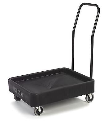 Carlisle XDL3000H03 Cateraide Polyethylene Food Carrier Dolly For XT3000R