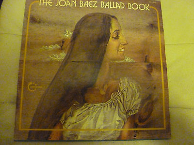 Joan Baez Double  Long Play Album  -  Ballard Book