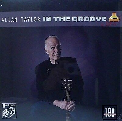 """Allan Taylor - Stockfisch - Sfr357.8007.1 -  """"in The Groove"""" - 180 Grams Lp"""
