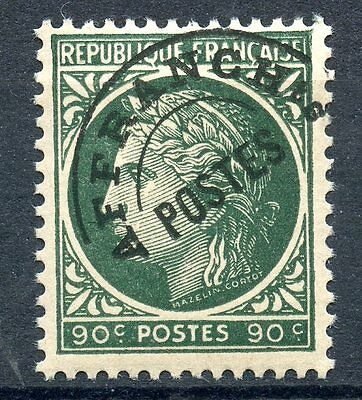 Stamp / Timbre France Preoblitere Neuf Sans Gomme N° 89  / Type Ceres