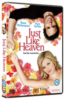 Just Like Heaven DVD (2006) Reese Witherspoon, Waters (DIR) cert PG Great Value