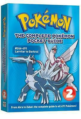 The Complete Pokemon Pocket Guide, Vol. 1: 2nd Edition by Makoto Mizobuchi Paper