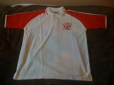 Stoke Potters Speedway Polo Shirt  With Logo ( Brand New Still In Bag )
