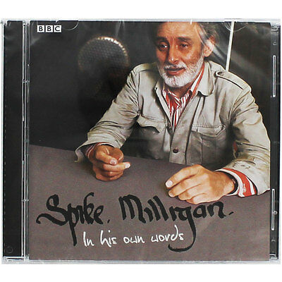 Spike Milligan In His Own Word - Audio Book (CD), Books, Brand New