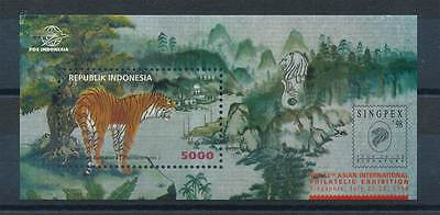 627691) Indonesien Block 131** Sumatra Tiger
