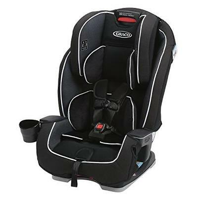 Graco Milestone All-in-One Convertible Car Seat, Gotham New
