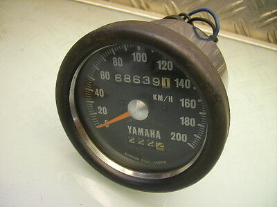 Yamaha Ds 7 R 5 (Rd 250 Rd 350) Tachometer Ds7 R5 Speedometer