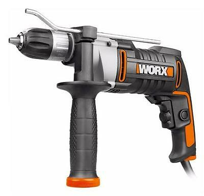 Ex Display Unboxed Worx WX318 Electric Impact Drill Driver Power Tool 810W